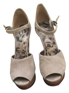 Sam Edelman Camel Wedges