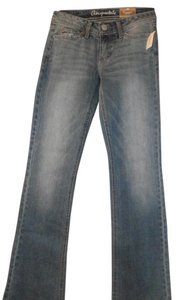 Aropostale Boot Cut Jeans-Medium Wash