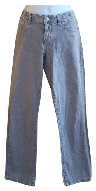 Item - Light Grey No. Low Rise Straight Leg Jeans Size 28 (4, S)
