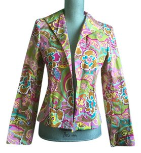 Harvé Benard Multi color Blazer