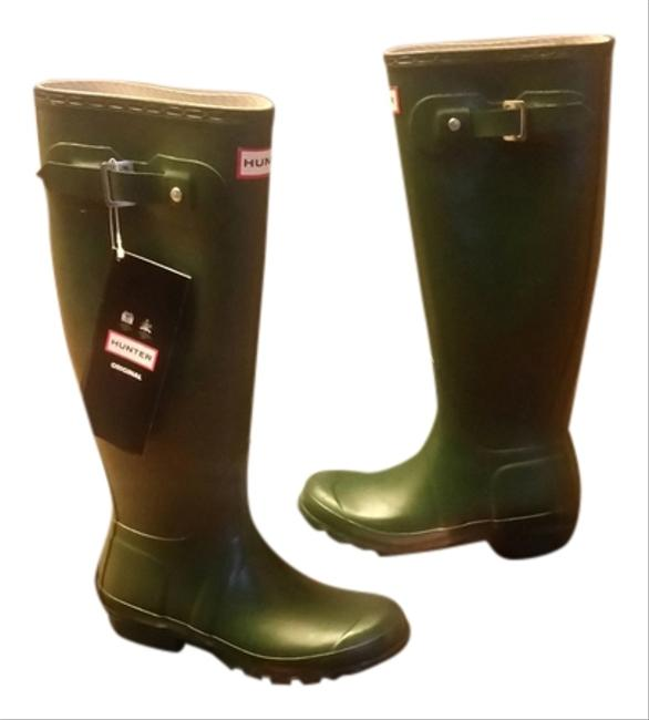 Item - Green Box Tall New In Boots/Booties Size US 5 Regular (M, B)