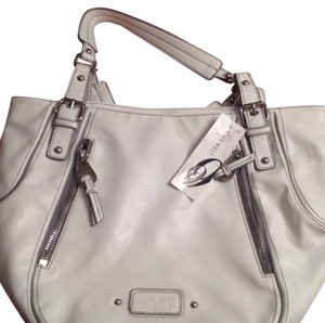 Nine West Satchel in White