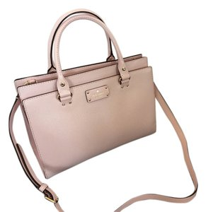 Kate Spade Satchel in Posypink