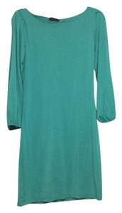 Cynthia Rowley short dress Greenish blue on Tradesy