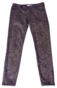 Banana Republic Trouser Pants Black patterned