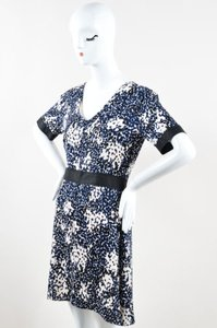 Jenni Kayne short dress Blue Navy Black Blush on Tradesy