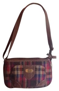Wally Tote in Plaid