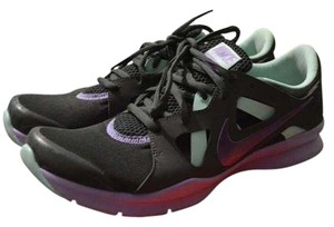 Nike Running Tennis Anthracite and Violet Athletic