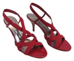 Predictions Size 9.00m Red, Sandals
