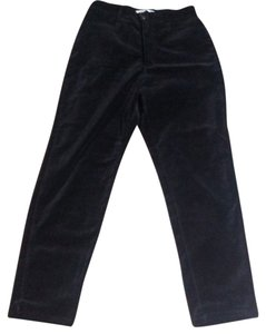 Gloria Vanderbilt Stretch Velvet Straight Leg Jeans