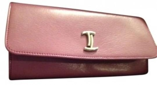 Tod's Tod's brand new authentic purple leather wallet