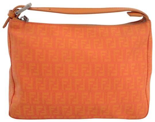 Preload https://item4.tradesy.com/images/fendi-monogram-mini-orange-canvas-and-leather-baguette-144603-0-0.jpg?width=440&height=440