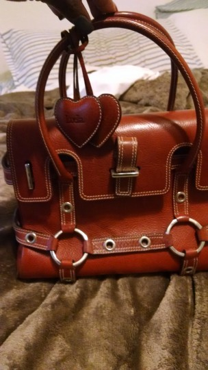 Luella Satchel in Brown