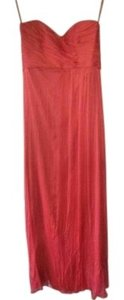 Amsale Bridesmaid Maid Of Honor Style#: G629c Color: Fabric: Chiffon Dress