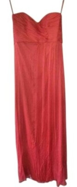 Preload https://img-static.tradesy.com/item/144609/amsale-coral-bridesmaid-maid-of-honor-style-g629c-color-fabric-chiffon-long-formal-dress-size-6-s-0-0-650-650.jpg