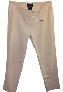 Cynthia Rowley Relaxed Pants White