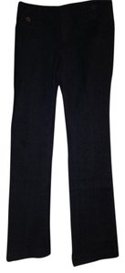 Boom Boom Jeans High Waisted Rinse Nice Trouser/Wide Leg Jeans-Dark Rinse