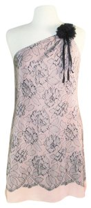 Jay Godfrey Small One Lace Sleeveless Silk Dress