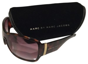Marc by Marc Jacobs Marc Jacobs brown sunglasses