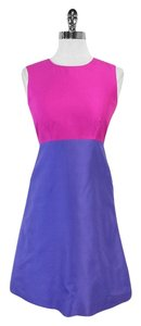 Kate Spade short dress Pink Blakely Color Block on Tradesy