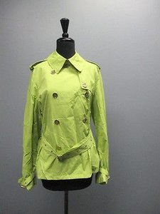 Burberry Lime Light Rain Jacket Raincoat