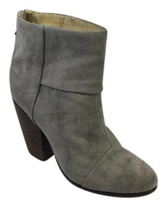 Rag & Bone Light Gray Boots