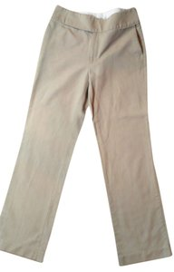 Banana Republic P2005 Size 2 Straight Pants beige