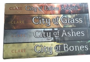 Cassandra Clare The Mortal Instruments Complete Series