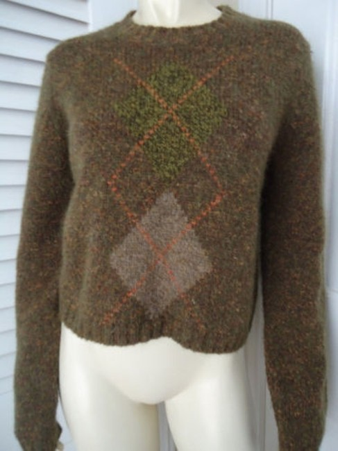 Preload https://img-static.tradesy.com/item/14467072/banana-republic-sweater-pullover-wool-mohair-blend-crop-crewneck-argyle-0-0-650-650.jpg