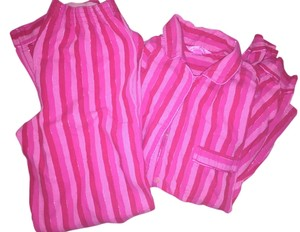 Pink Pink by Victoria's Secret Two Piece PJ Set