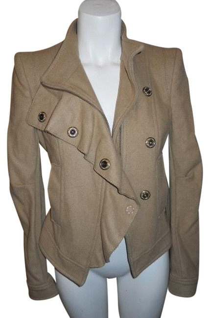 Item - Camel XS Reserved For Caitlyn Wool Blend Jacket Size 2 (XS)