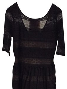 BCBG Max Azria short dress Black on Tradesy