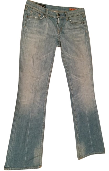 Item - Light Wash Kelly 001 Boot Cut Jeans Size 29 (6, M)