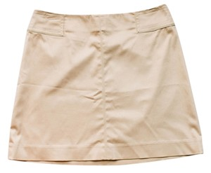 The Limited Suit Pencil Skirt Beige