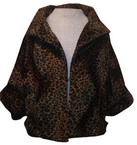 Bizz Animal Print Blazer