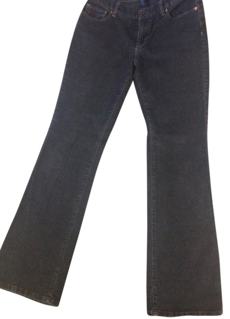 Polo Ralph Lauren Boot Cut Pants Blue