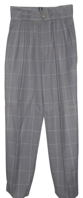 Preload https://item4.tradesy.com/images/petite-sophisticate-taupe-plaid-trousers-size-4-s-27-1447293-0-0.jpg?width=400&height=650