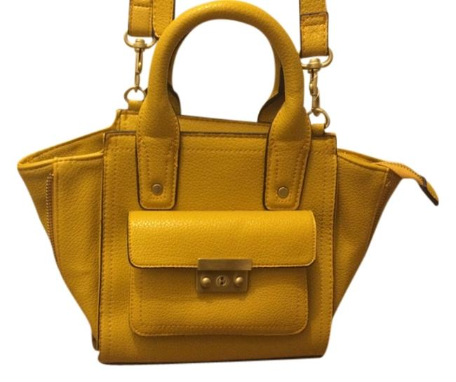Item - Women's Handbag Tote Yellow Shoulder Bag