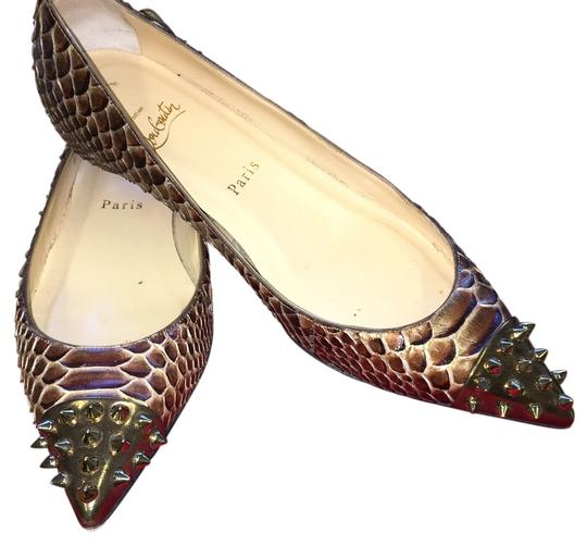 Preload https://img-static.tradesy.com/item/14473834/christian-louboutin-geo-spike-python-pointed-flats-size-us-7-0-2-540-540.jpg
