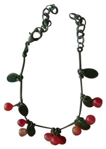 Nwt retro cherries bracelet