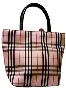 Burberry London Burberry Handbag Burberry Burberry Satchel in Multicolor