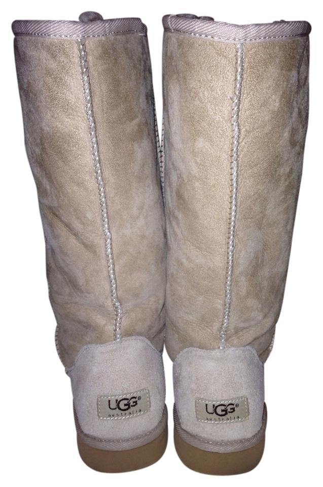 5a1cc8895 UGG Australia Uggs Uggs Classic Tall Uggs Size 7 Classic Tall Women's Uggs  Sand Boots Image ...