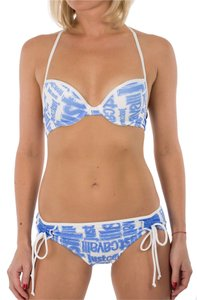 Just Cavalli Brand New Cavalli Extra Padded Push-Up Bikini Set US S / EU 42