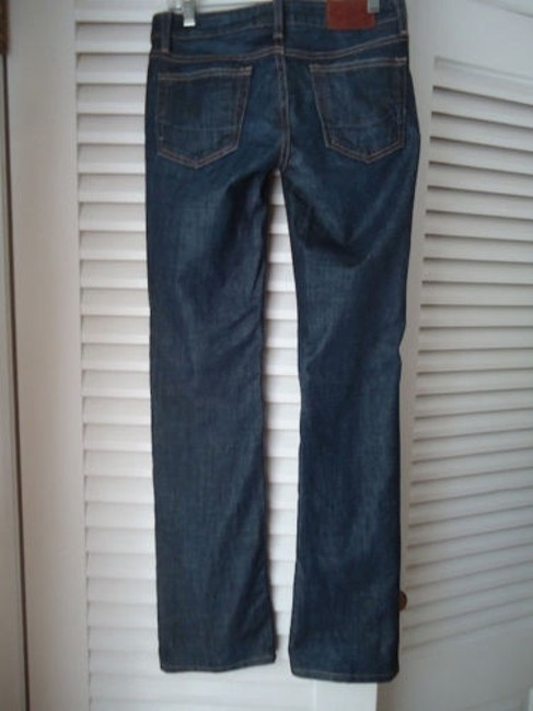 Martin + Osa 25 Long Jeans Boot Stretch Attitude Wotag Hot Pants Image 3