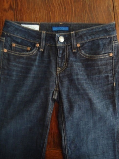 Martin + Osa 25 Long Jeans Boot Stretch Attitude Wotag Hot Pants Image 6