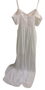 White Maxi Dress by BCBGeneration