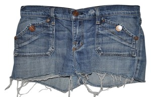 Rock & Republic Distressed Frayed Beach Summer Cut Off Shorts