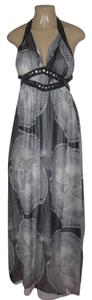 Gray Maxi Dress by bebe