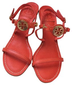 Tory Burch Tangerine Sandals