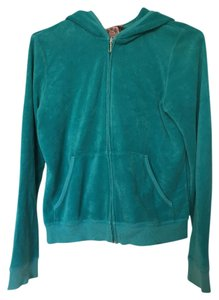 Juicy Couture Green Tracksuit Jacket